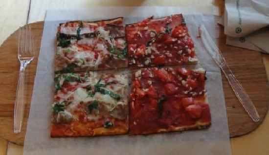 Jules Thin Crust: Traditional Thin Crust