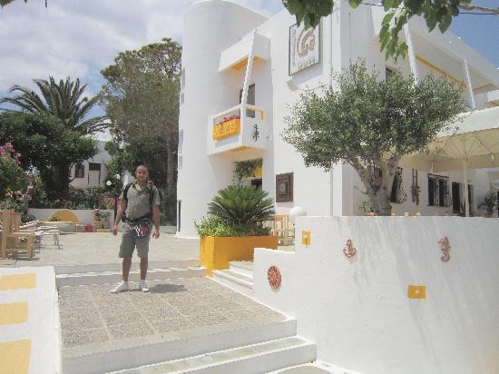 Aris Hotel: hotel