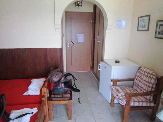 Lamon Hotel: camera