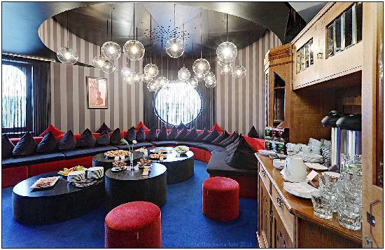 Days Hotel Riga VEF: Lounge