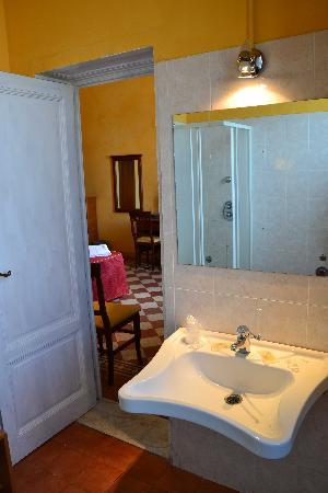 Stefania Rooms : Bagno