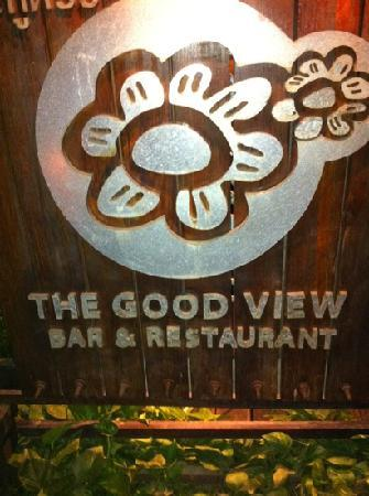 The Good View Bar & Restaurant Chiang Mai: good view