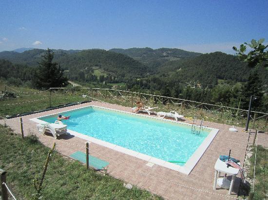La Locanda del Tempo : relax in piscina