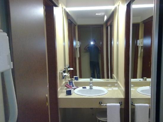 Tryp Guadalajara Hotel: WC