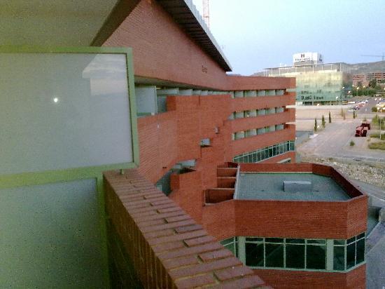 Tryp Guadalajara Hotel: TERRAZA DE LA HABITACION