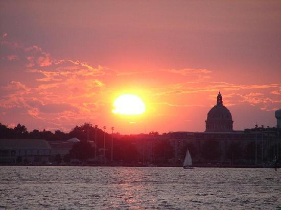 ‪‪Annapolis‬, ‪Maryland‬: Sunset in Annapolis‬