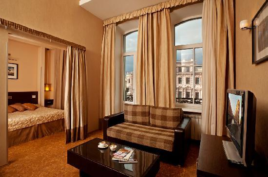 Nevsky Forum Hotel: Suite Room