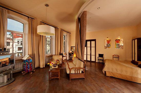 Nevsky Forum Hotel: Grand Suite Forum