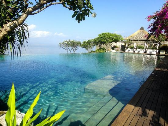 Bulgari resort bali magnificent pool