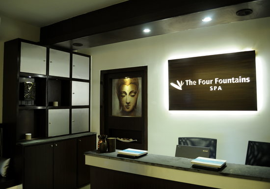 The Four Fountains Spa - Koramangala