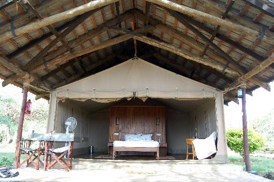 "Diani Sea Lodge: ""Camping"" in The Aruba Lodge, Amboseli"