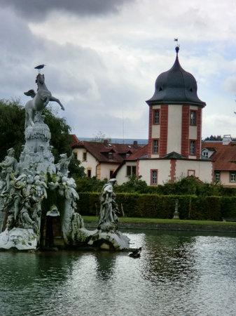 Hofgarten Veitshochheim