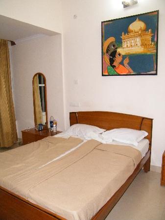 Hotel Mayura Kauvery KRS: Room View 2