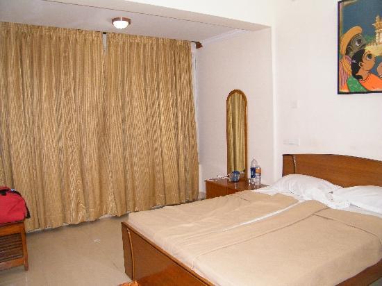 Hotel Mayura Kauvery KRS: Room view 3