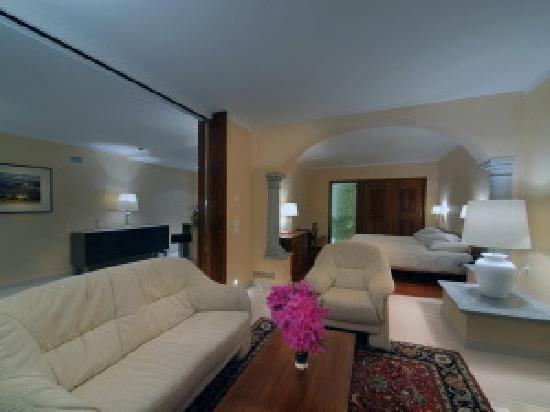 Orselina, Switzerland: Hotel Suite