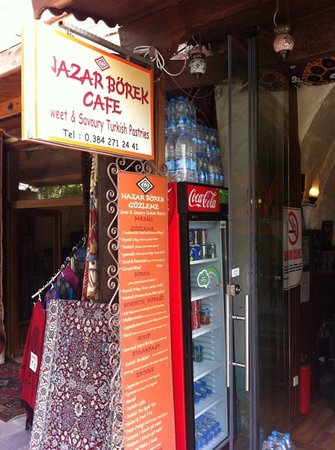 Nazar Borek & Cafe: eat well