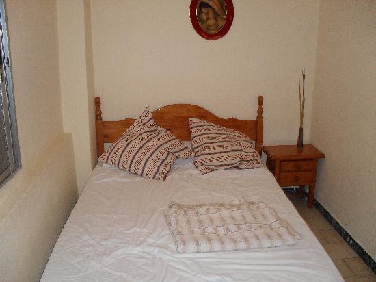 La Montoreña: Size of the room 1