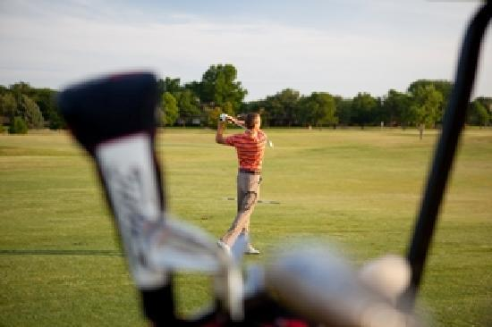 Wichita Falls, Τέξας: Play a round at The Champions Course at Weeks Park