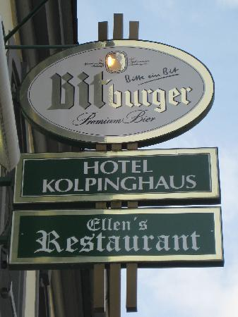 """Ellen's Restaurant: """"Ellens Restaurant"""" in der Hochstrasse 22 in Andernach"""