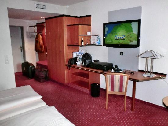 Best Western Plus Palatin Kongresshotel : Zimmer 512