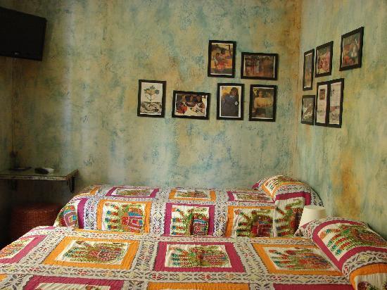 Artistic B&B: Gauguin room