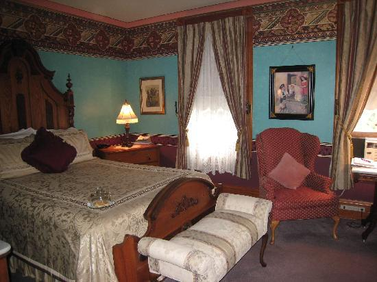 The Grand Victorian B&B: Balcony room