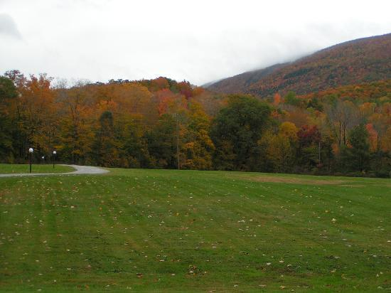 Fall Foliage at the Aerie Inn of Vermont