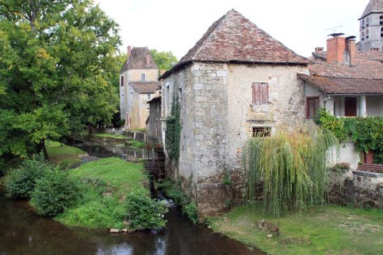 Camping Brantome Peyrelevade : Old Mill, St Jean de Cole