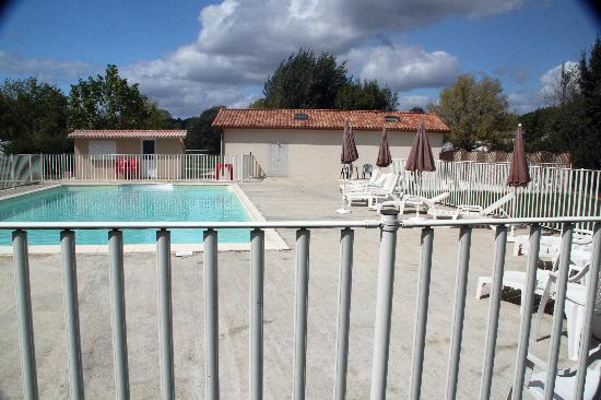 Camping Brantome Peyrelevade : Swimming Pool
