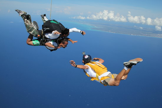 Skydive Playa