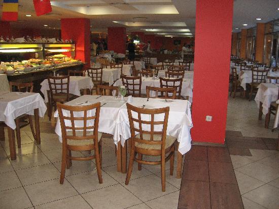 HVD Viva Hotel: the restaurant