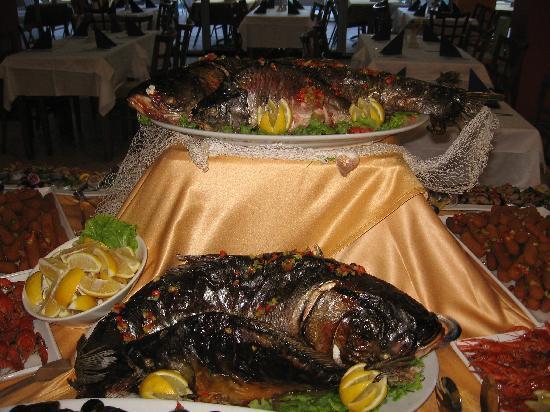 HVD Viva Hotel: seafood night