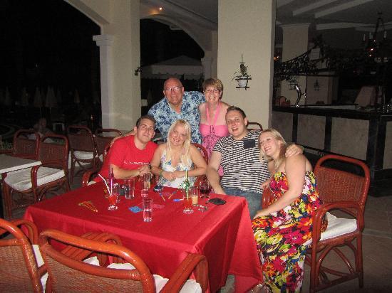 Pasha's Princess Hotel: great friends