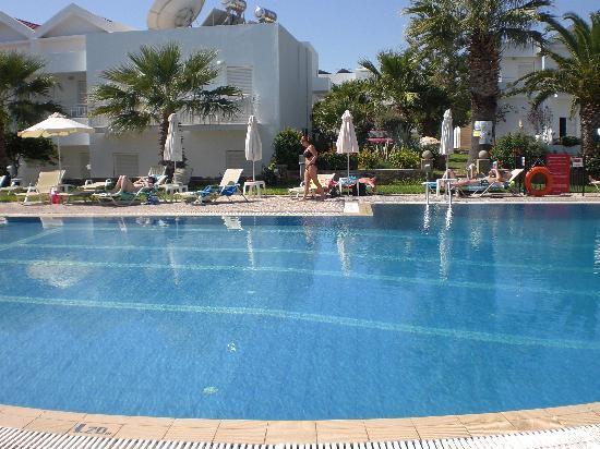 Hotel Lindos View: pool
