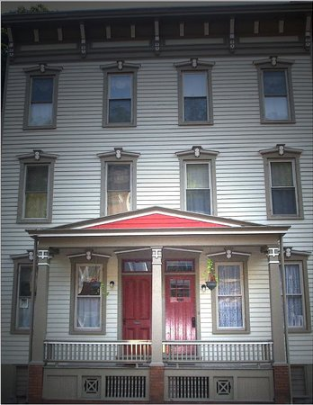 Mary's Guesthouse - an 1870's townhouse in downtown Jim Thorpe