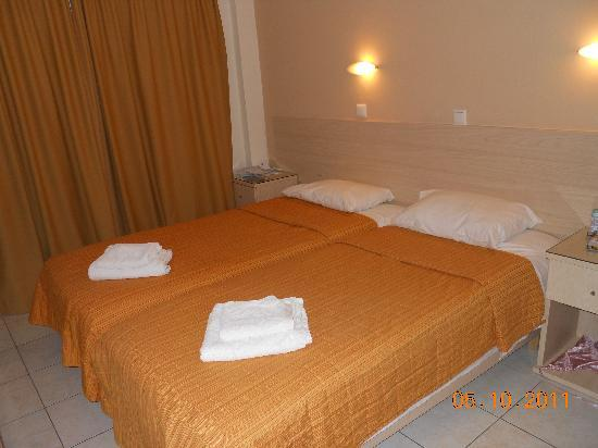 Amaryllis Hotel: camera