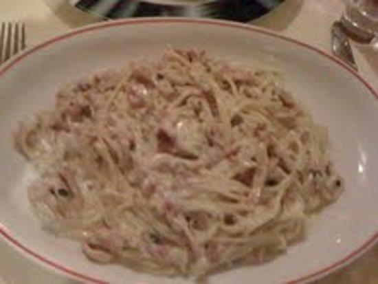 Il Palio 2: My spaghetti carbonara