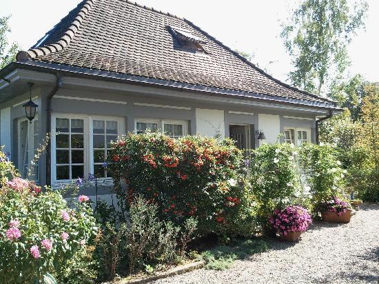 La Dependance: The Garden House