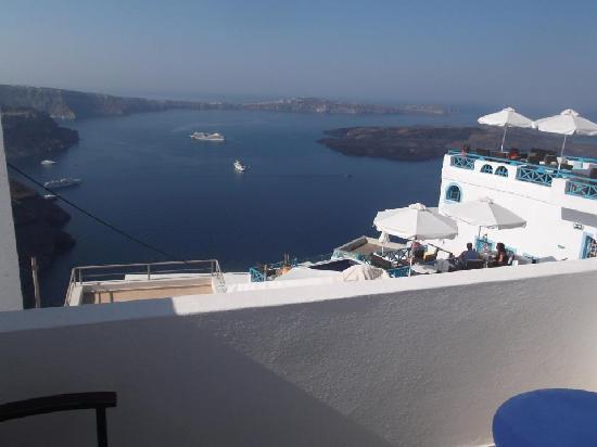 Veranda View: View from balcony
