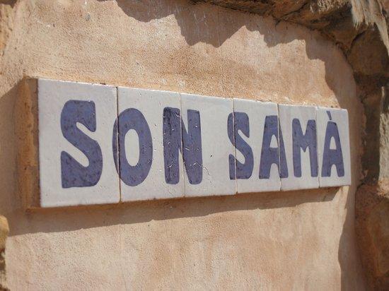 Son Sama Finca: Son Samà 6
