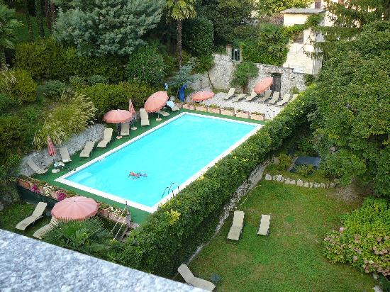 Grand Hotel Cadenabbia: Swimming pool