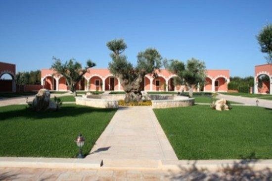 Hotel Relais Antica Masseria: La natura accoglie il nostro ospite