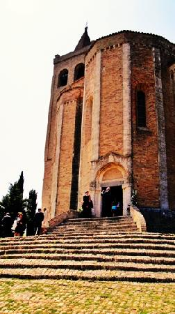 Province of Ascoli Piceno, Italia: Basilica di Santa Maria della Rocca -Offida (Ascoli Piceno) Picenoshire