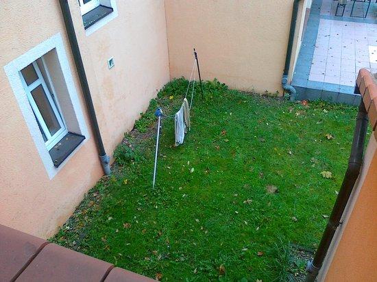 Polczyn-Zdroj, Polen: Widok z okna