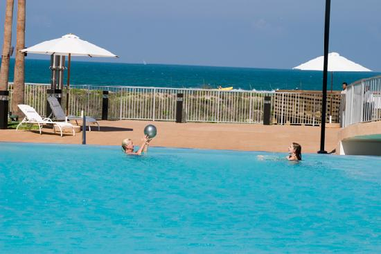 Peninsula Island Resort & Spa : Pool  wow !!!!