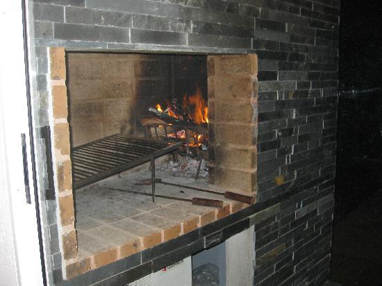 Zen Boutique Apart Hotel: Your own BBQ!