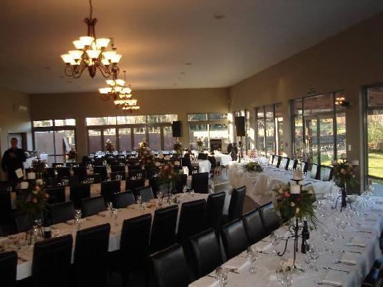 StoneBridge Function Venue Limited: StoneBridge Venue set up for wedding