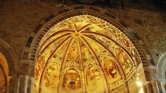 Cattedrale di Sant'Emidio: interni