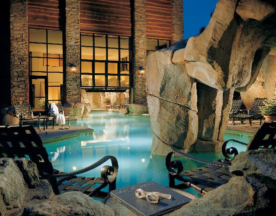 Snake River Lodge and Spa: Swimming Pool