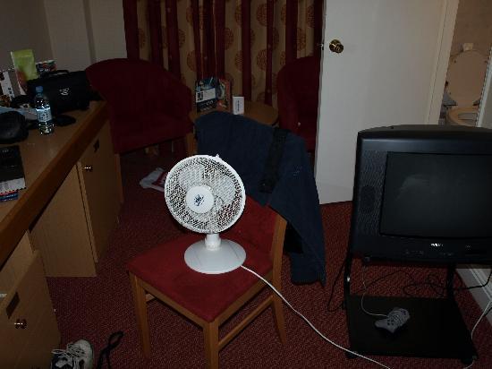 Hotel Westminster : Fan